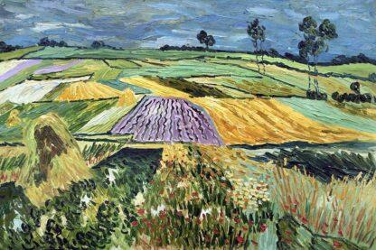 Van-gogh-wheatfields